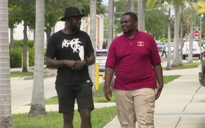Breakthrough in the News: BT Miami Student and Mentor Featured on CBS Miami