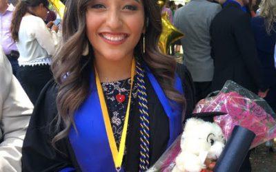 Alumni Spotlight: Barbara Falcon – Breakthrough Central Texas