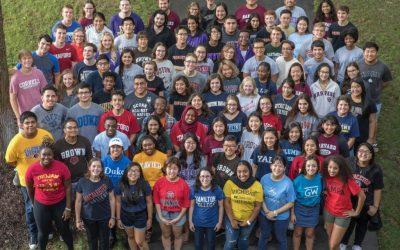 Breakthrough Alumni Among Jack Kent Cooke Scholarship Semifinalists